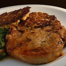 Garlic-Lime Pork Chops