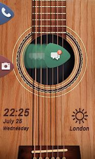 Free Guitar Life GO Locker Theme APK for Windows 8