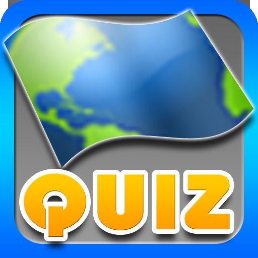 教育必備App The Flag Quiz LOGO-綠色工廠好玩App
