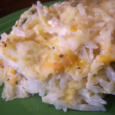 One-Bowl Creamy Potato Casserole
