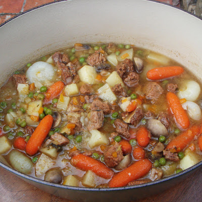 My Favourite One-Pot Spring Vegetables Stew