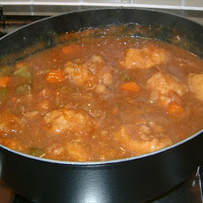My Mums Beef Stew - the Best!