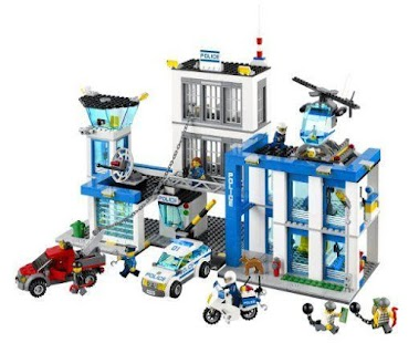 Building Toys Police- screenshot thumbnail