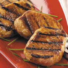 Honey-Soy Pork Chops Recipe
