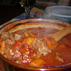 Turkish Beef Stew or Yahni
