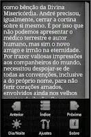 Screenshot of Nosso Lar André Luiz-Chico Xav