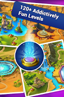 Screenshot of Lost Jewels - Match 3 Puzzle