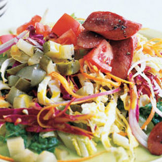 Chicago Dog Salad
