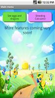 Screenshot of Dragon Story Breeding Guide