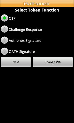 Authenex Mobile OTP