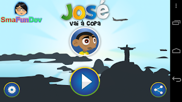Screenshot of José vai a Copa