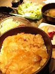 【渋谷ランチ】イベリコ豚丼(石焼亭)