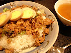 【渋谷ランチ】魯肉飯(華園)