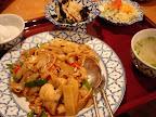 【渋谷ランチ】タイ焼きビーフン(チャオタイ)