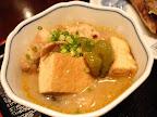 【渋谷ランチ】豚バラと厚揚げのなす味噌炒め煮(吉成)