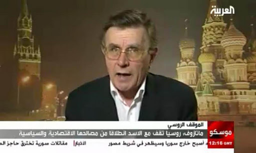 screenshot Alarabiya 1