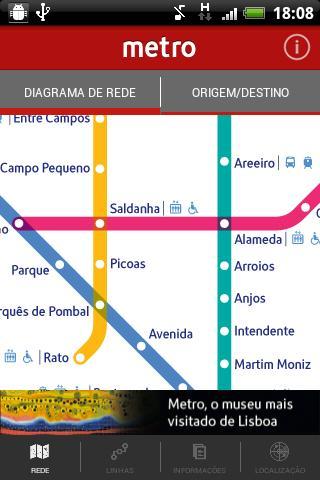 Metro Lisboa Versão Oficial