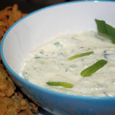 Indian Raita (Cucumber Mix)