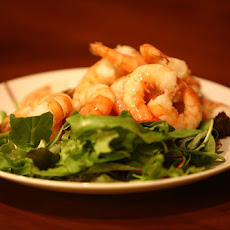 Deviled Shrimp Salad