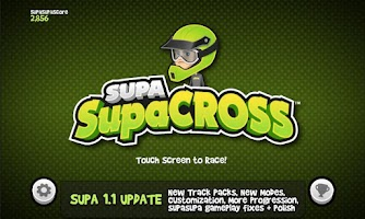 Screenshot of SupaSupaCross