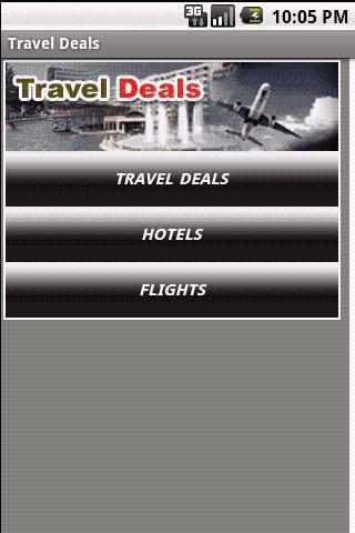 Travel Deals - Cheap hotels