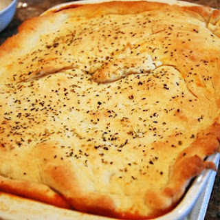 Chicago Style Pizza Pot Pie – Take 3