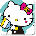 HELLO KITTY Theme42 icon