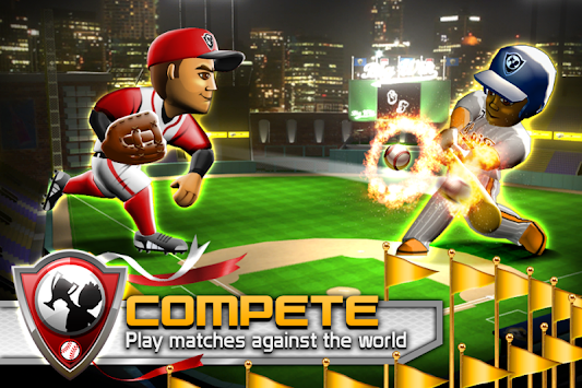 BIG WIN Baseball APK screenshot thumbnail 5