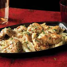 Fennel-and-Onion Chicken