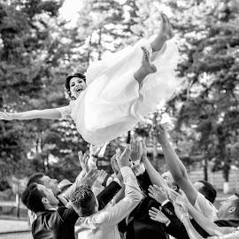 by Silviu Anescu - Wedding Bride
