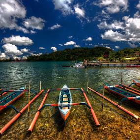 by NC Wong - Transportation Boats