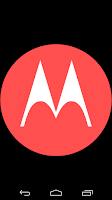 Screenshot of Motorola Modality Services