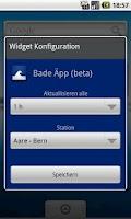 Screenshot of Bade Äpp