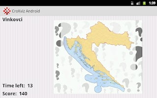 Screenshot of CroKviz
