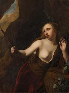 RIJKS: Dirck Bleker: painting 1651