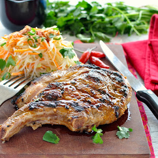 Lemongrass Vietnamese Pork Cutlet