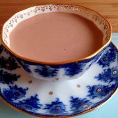 Tea Spiced Hot Chocolate