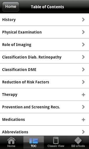 Diabetic Macular Edema apc
