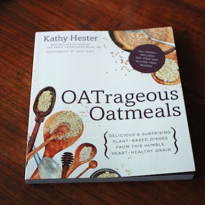 Cashew Curry Savory Granola from OATrageous Oatmeals