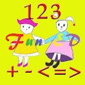 FunED Math for Kids(Children) icon
