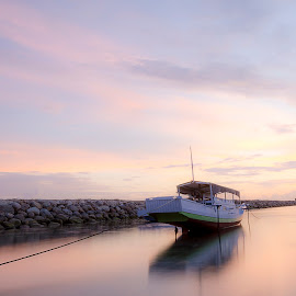 My Phinisi Boat by Arall Photoworks - Transportation Boats ( boats, beach, boat )