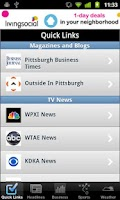 Screenshot of Pittsburgh Local News