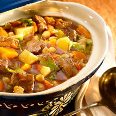 Hearty Beef & Vegetable Stew