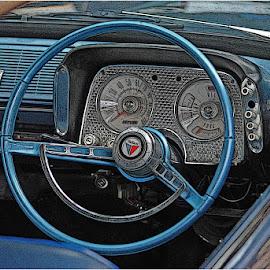 Valiant by Johann Perie - Transportation Automobiles ( interior, valiant, car show )