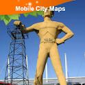Tulsa Street Map icon