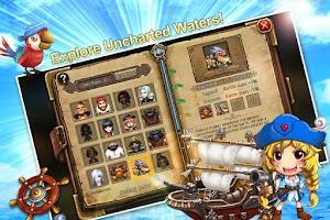 Screenshot of Poseidon's Pirates 3D
