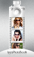 Screenshot of Photo Booth Editor