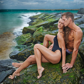 Lost in Paradise by Natalia Artemieva - People Couples (  )