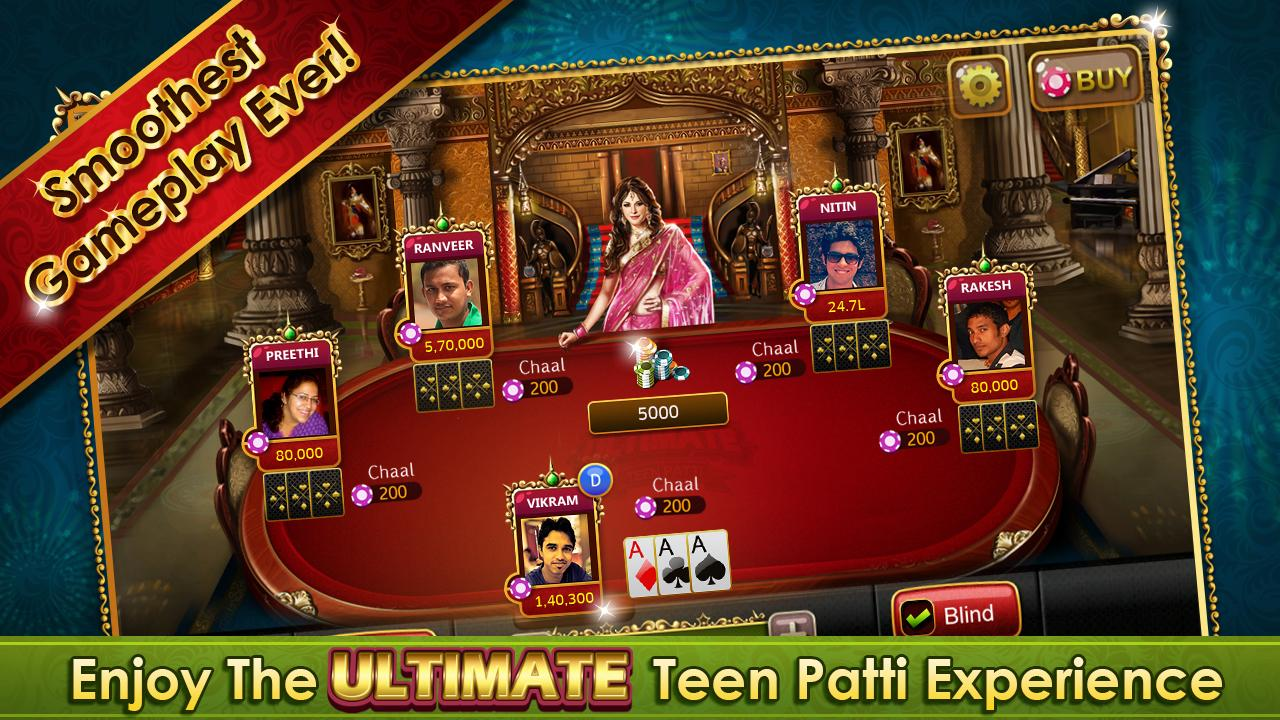 Ultimate Teen Patti Screenshot 1