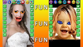 Screenshot of Face Fun Photo Collage Maker 2
